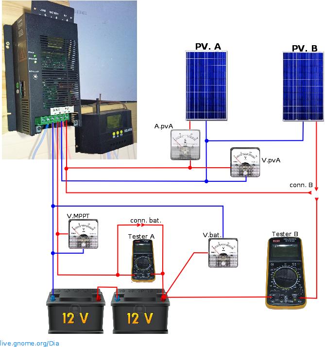 Pannello Solare Con Arduino : Test sul regolatore mppt solarmate a pagina solare