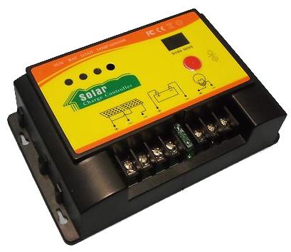 Regolatore di Carica Pwm 30a Regolatore di Carica Batterie
