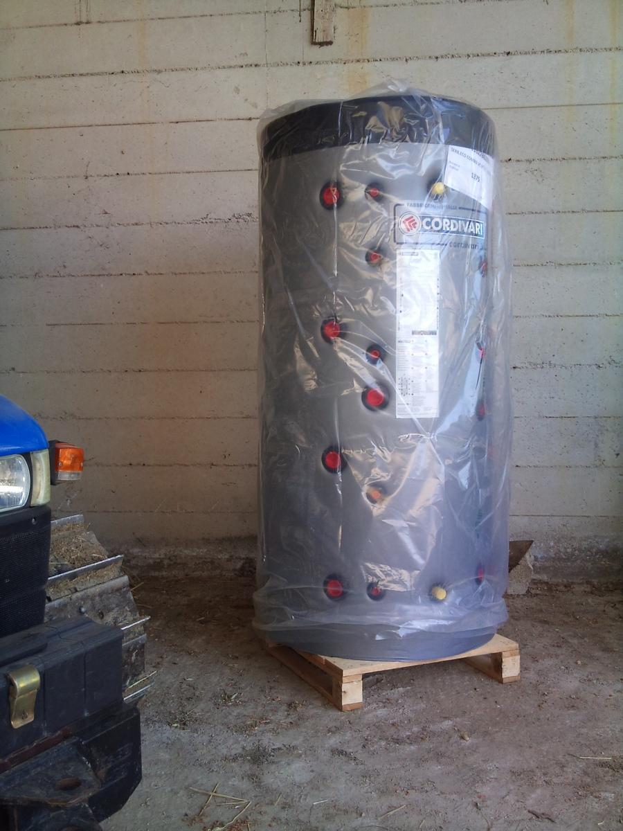 Schema Collegamento Puffer Cordivari : Puffer cordivari installazione climatizzatore